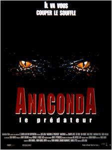 Anaconda affiche