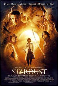 Stardust, le mystère de l'étoile affiche