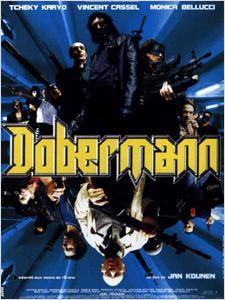 Dobermann affiche