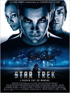 Star Trek 2009 affiche