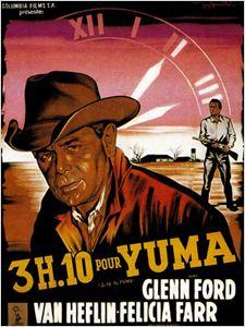 Trois heures dix pour Yuma affiche