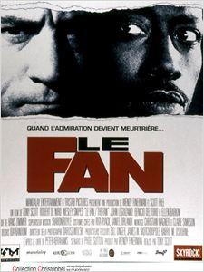 Le Fan - 1996 affiche