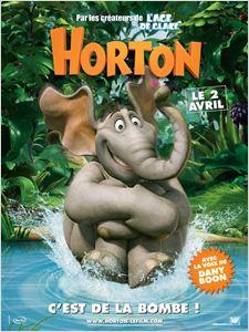 Horton affiche