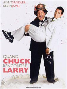 Quand Chuck rencontre Larry affiche