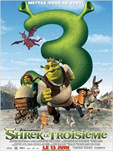 Shrek le troisième affiche