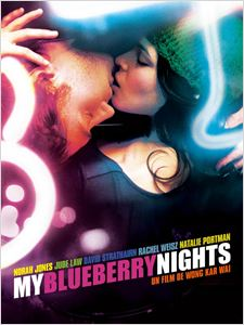 My Blueberry Nights affiche