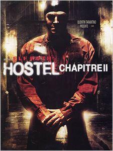 Hostel - Chapitre II affiche