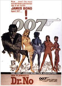 James Bond 007 contre Dr. No affiche