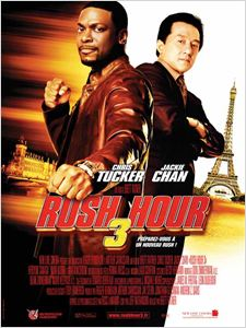Rush Hour 3 affiche