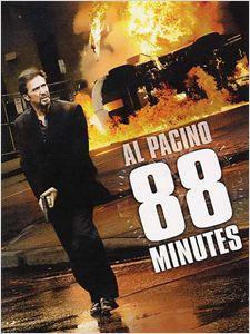 88 Minutes affiche