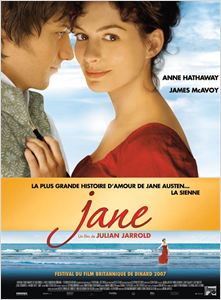 Jane (Becoming Jane) affiche