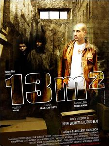 13m² affiche