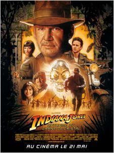 Indiana Jones et le Royaume du Crâne de Cristal (4) affiche
