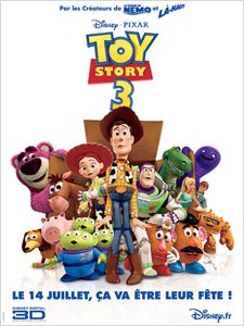 Toy Story 3 affiche