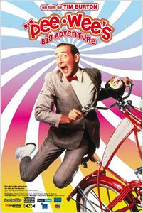 Pee Wee Big Adventure affiche