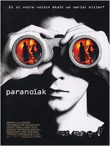 Paranoiak affiche