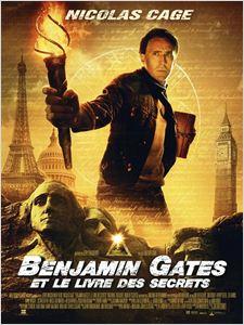 Benjamin Gates et le Livre des Secrets affiche
