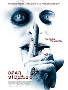 Dead Silence affiche