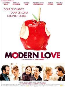 Modern Love affiche