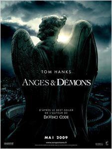 Anges et démons affiche