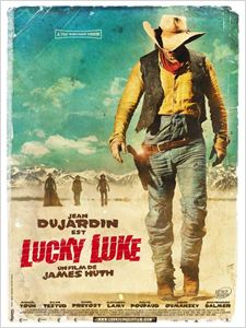 Lucky Luke affiche