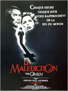 La Malédiction 1976 affiche