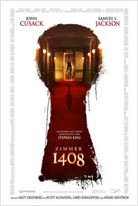 Chambre 1408 affiche