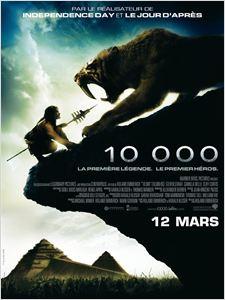 10 000 affiche