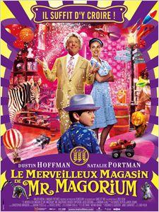 Le Merveilleux magasin de Mr Magorium affiche