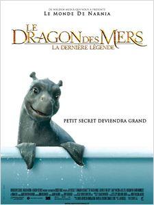 Le Dragon des mers - la dernière légende affiche