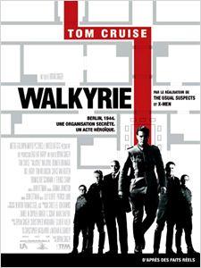 Walkyrie (Valkyrie) affiche