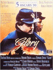 Glory affiche