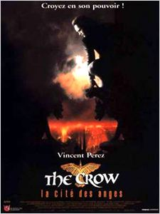 The Crow 2 : la Cité des Anges affiche
