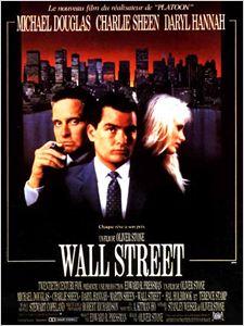 Wall Street - 1987 affiche