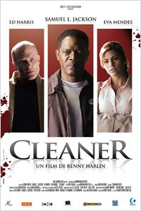 Cleaner affiche