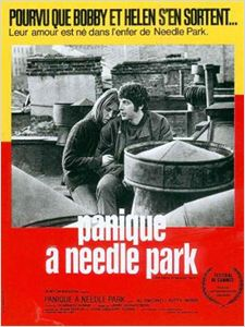 Panique à Needle Park affiche
