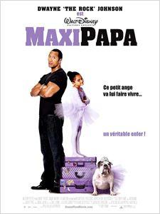 Maxi Papa affiche