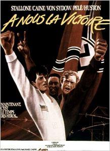 A nous la victoire (Victory) - 1981 affiche
