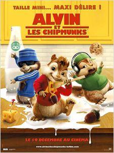 Alvin et les Chipmunks affiche