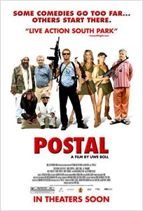 Postal affiche