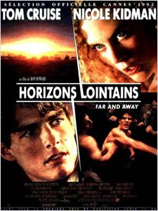 Horizons lointains affiche