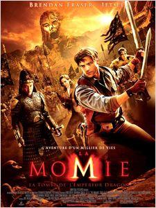 La Momie 3 : la Tombe de l'Empereur Dragon affiche