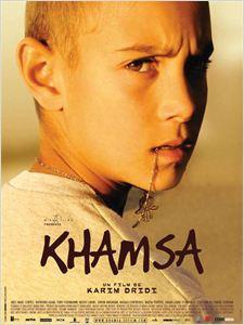 Khamsa affiche
