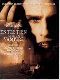 Entretien avec un vampire affiche