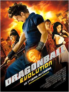 Dragonball Evolution affiche