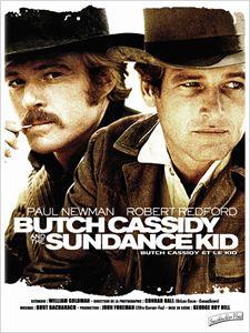 Butch Cassidy et le Kid affiche