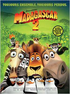 Madagascar 2 affiche