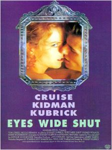 Eyes Wide Shut affiche