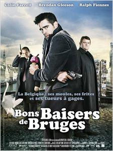Bons Baisers de Bruges affiche