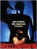 Halloween 4: Le retour de Michael Miyers affiche
